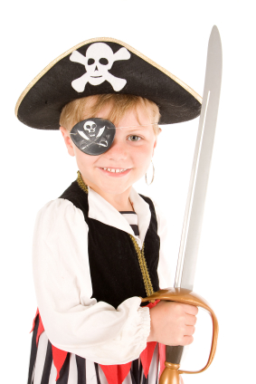 Pirate and Princess Themed Parties